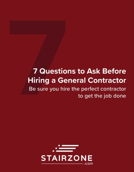 7 Questions to Ask a General Contractor
